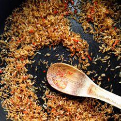 Ryż po meksykansku - Przepis