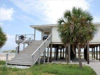 Dauphine Island Alabama Rental Cabins