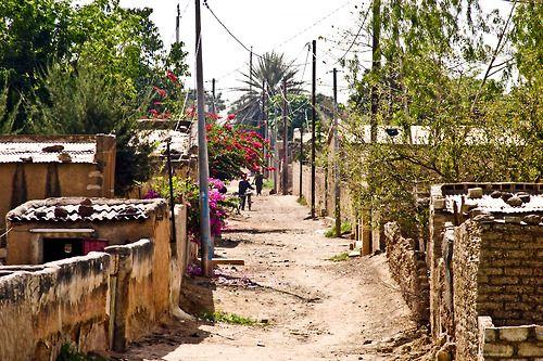 #Ouagadougou #Burkina #Faso #Africa #landscape