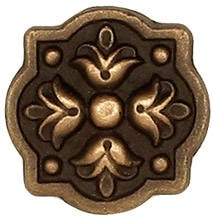 This Alhambra oil rubbed bronze piece makes me nostalgic about my summer in Spain!
