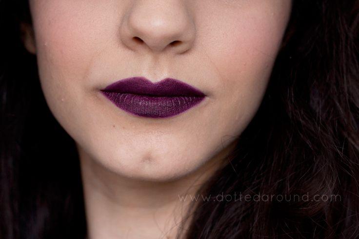 MAC Instigator lipstick swatches, comparison, review