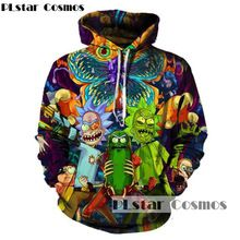 {Like and Share if you want this  PLstar Cosmos New Rick and Morty hoodies sweatshirt 3D Print unisex unisex sweatshirt hoodies Scientist Rick men/women clothing|    Fresh arrival PLstar Cosmos New Rick and Morty hoodies sweatshirt 3D Print unisex unisex sweatshirt hoodies Scientist Rick men/women clothing now you can purchase $US $26.99 with free postage  you'll find that piece and also a whole lot more at our estore      Grab it today here…