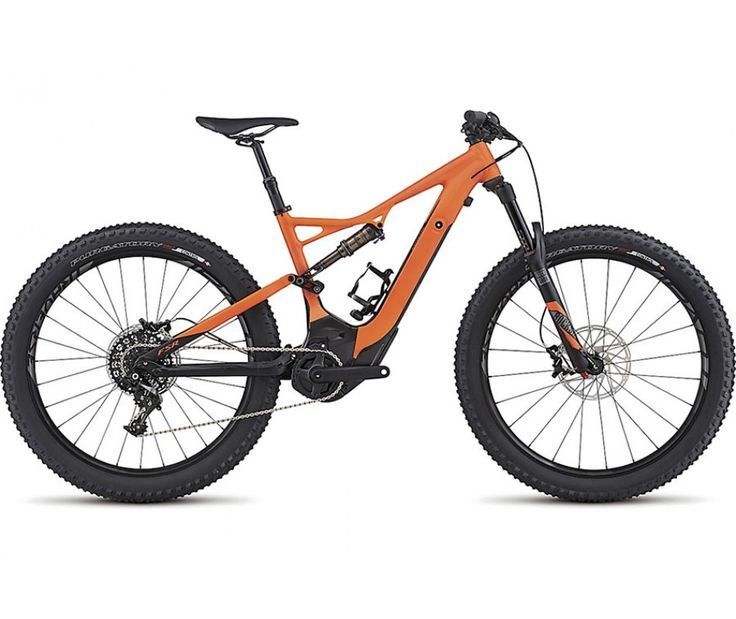 Specialized Turbo levo fsr expert 6fattie arancione/nero 2017 - Bici - Elettriche E-Bike | Cicli Cingolani Bike Shop