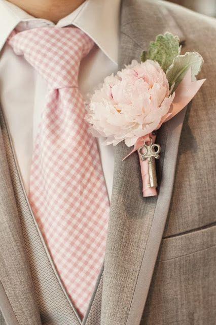 #PINK  #GREY #WEDDING ♡ How to plan a Wedding Reception ♡ https://itunes.apple.com/us/app/the-gold-wedding-planner/id498112599?ls=1=8  ♡ Weddings by Colour ♡ http://www.pinterest.com/groomsandbrides/