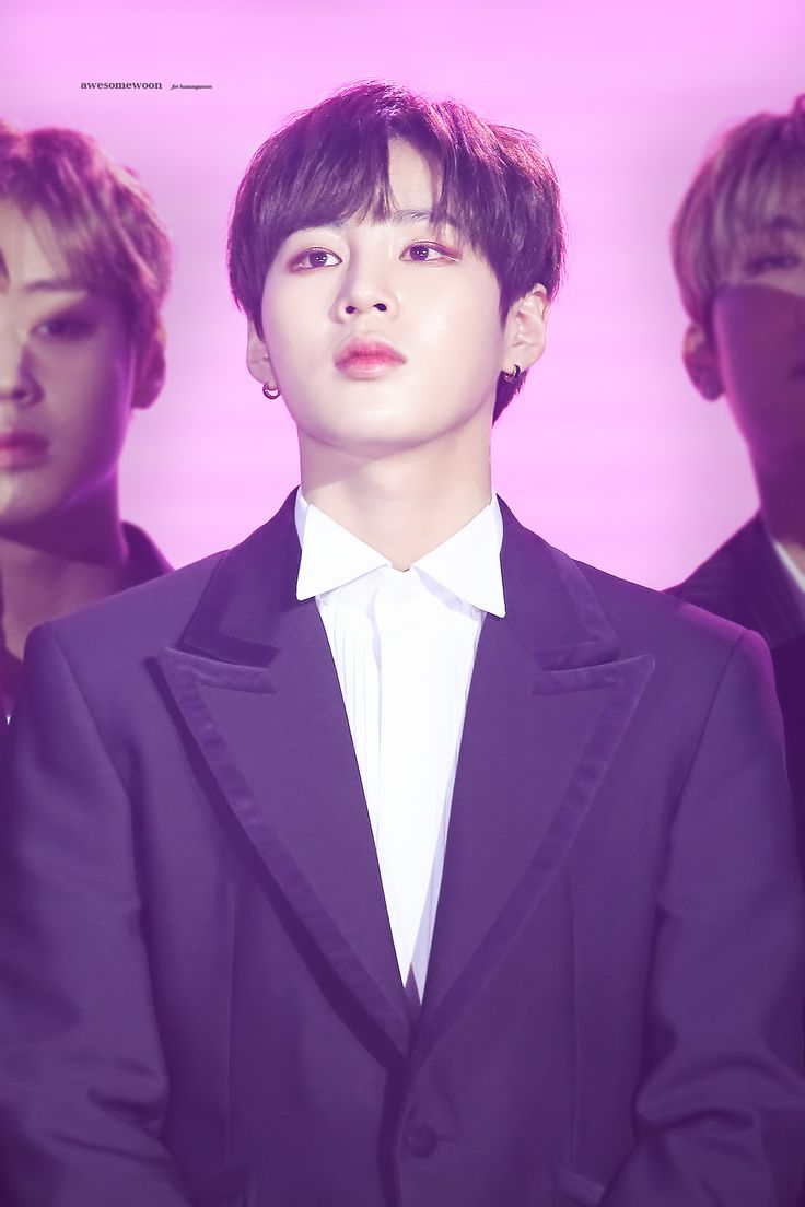 171225 Wanna One at SBS Gayo Daejun #Sungwoon