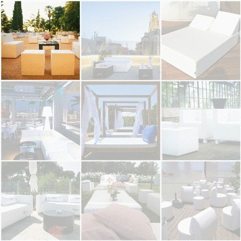 167 best images about decoraci n chill out on pinterest for Decoracion jardin chill out