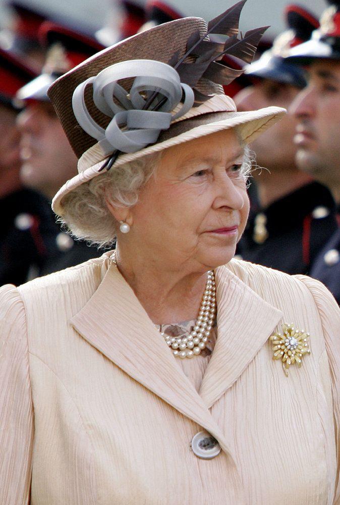Diamond Jubilee: Queen Elizabeth's Hats In Pictures
