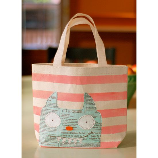 Easy kids project.: Treats Bags, Kids Projects, For Kids, Wild Things, Totes Bags, Crafts Idea, Monsters, Diy'S Gifts, Gifts Idea
