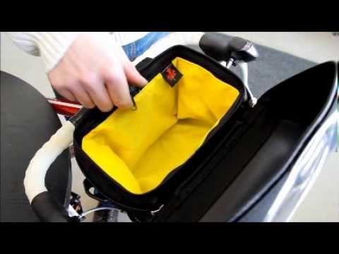 Arkel Waterproof Handlebar Bag Small