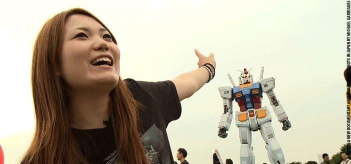 Vive Les Robots! case study: J, Robot: A new documentary about humanoid robots in Japan (2011): http://vivelesrobots-education.dk/english/vive-les-robots!-cases/j-robot-a-new-documentary-about-humanoid-robots-in-japan
