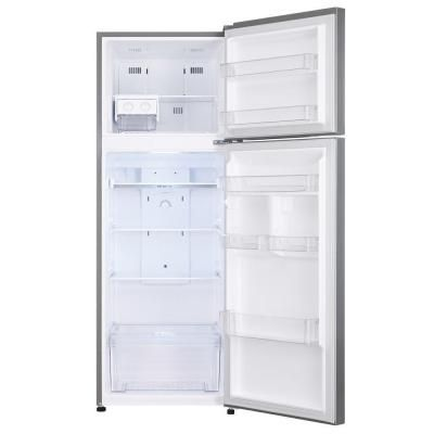 LG Electronics 11.1 cu. ft. Top Freezer Refrigerator in Stainless Steel, Counter Depth-LTNC11121V - The Home Depot