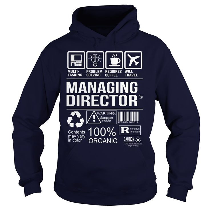 Awesome Managing Director T-Shirt, Hoodie Managing Director