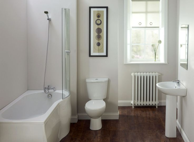 Digital Art Gallery Bathroom Small White Bathroom Ideas For Simple White Home Interior Design With Small White Bathtub Also Small White Pedestal Sinks Combined Shiny Wooden