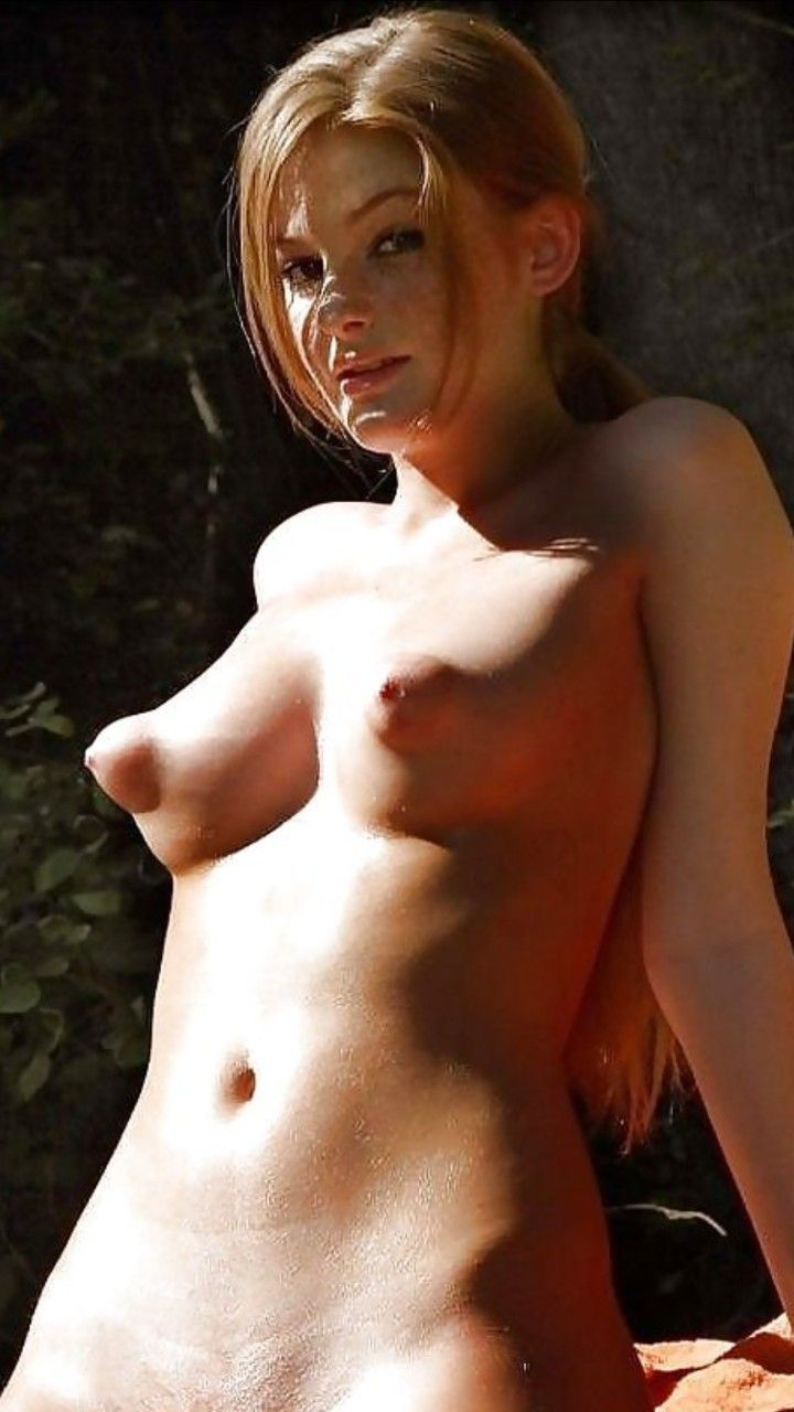 nude woman with large areolas
