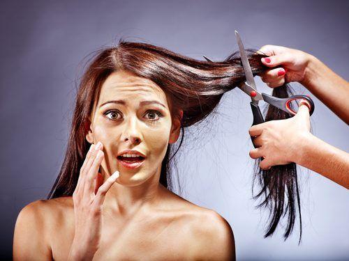 Обрезать волосы, значит поменять свою жизнь / Мистика