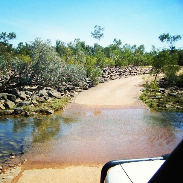 Limmen National Park, Limmen, Australia — by See Something New. Creek Crossing in Limmen National Park! This is great remote National Park with lots of fun crossings. Be sure to...