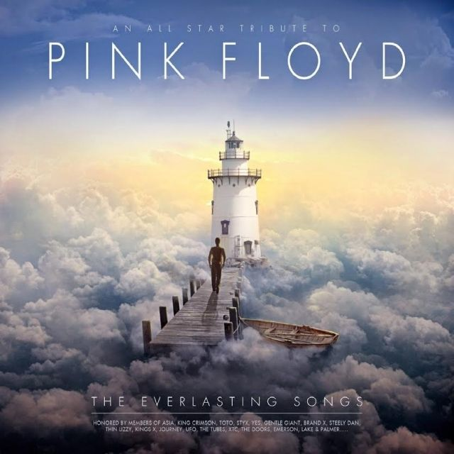 Various Artists — «The Everlasting Songs: An All Star Tribute To Pink Floyd»