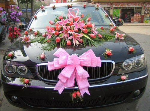 12 Best Wedding Car Images On Pinterest