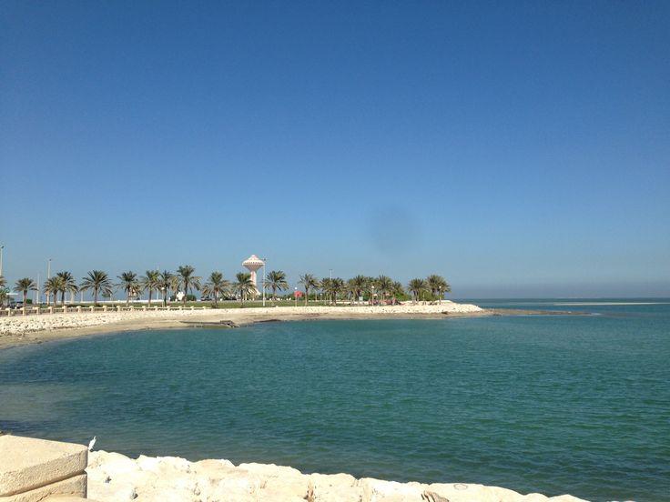 Khobar, Corniche