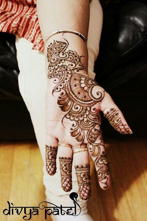 mehndi designs by divya patel - Google Search