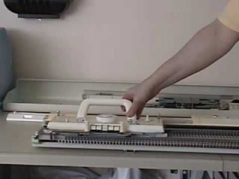 Short lesson for knitting machine newbie showing unpacking and setting up the unit. General procedure is the same for all single bed Japanese knitting machines, in this video Brother 260 Bulky unit was featured.  Let's keep this unique art alive! Happy knitting everybody, Taisia.