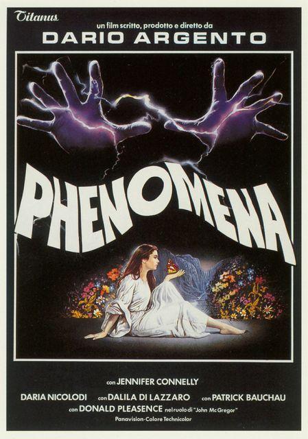 One of my top five favorites!!!    Phenomena (Dario Argento, 1985)