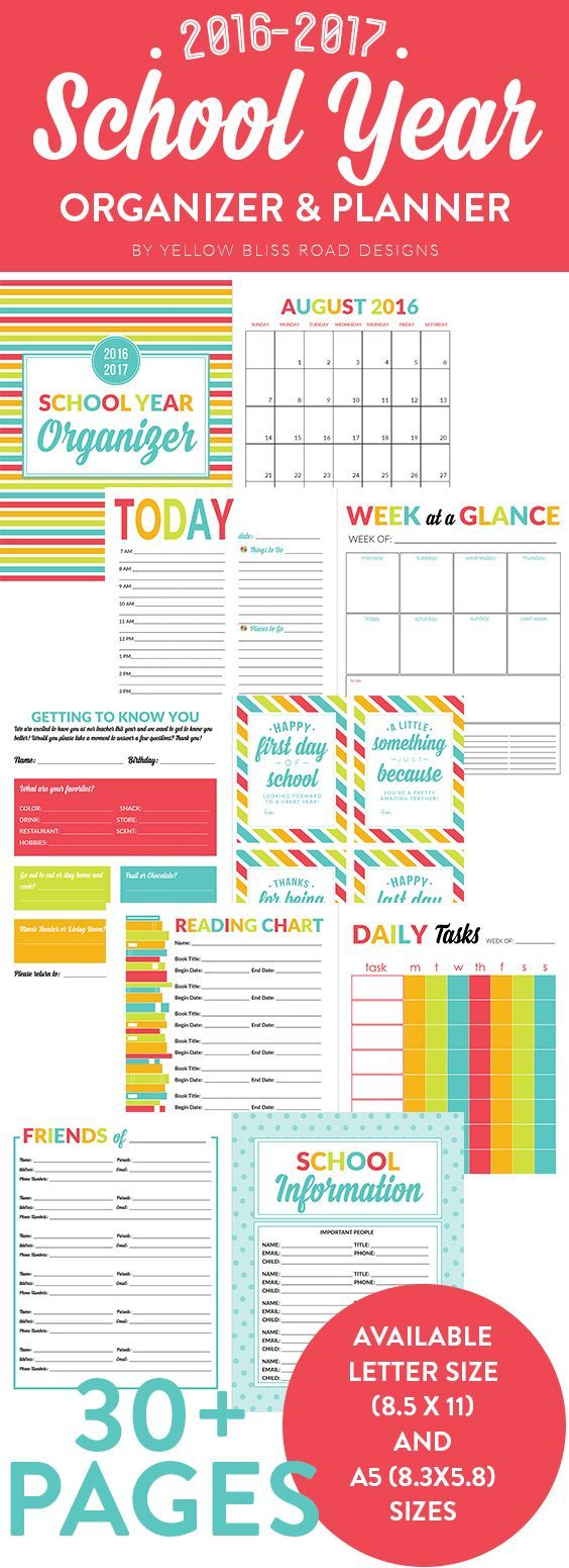 Calendar Planner Organizer : Best student planner printable ideas on pinterest