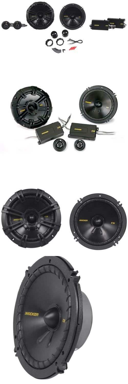 bceefe1c4dffb39ecbcff7a766fc7b71 component speakers speaker system 60 best car audio images on pinterest custom cars, custom car jl audio xd400/4 wiring diagram at n-0.co