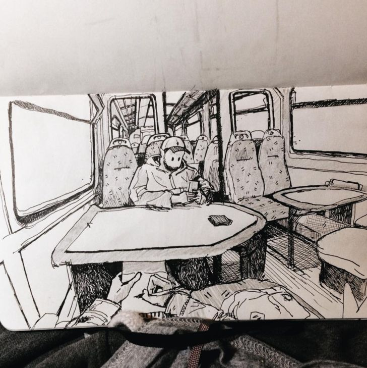 Point of View Drawings