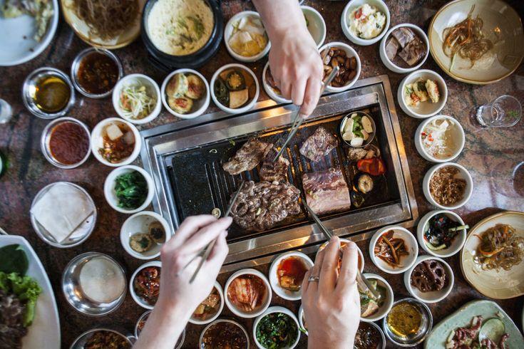 Genwa Korean BBQ, Wilshire-LaBrea