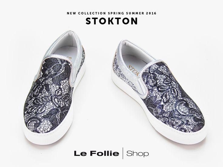#STOKTON #Sneaker