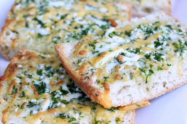 Knoblauchbrot a la Pizza Hut ♡ Pampered Chef Ofenzauberer