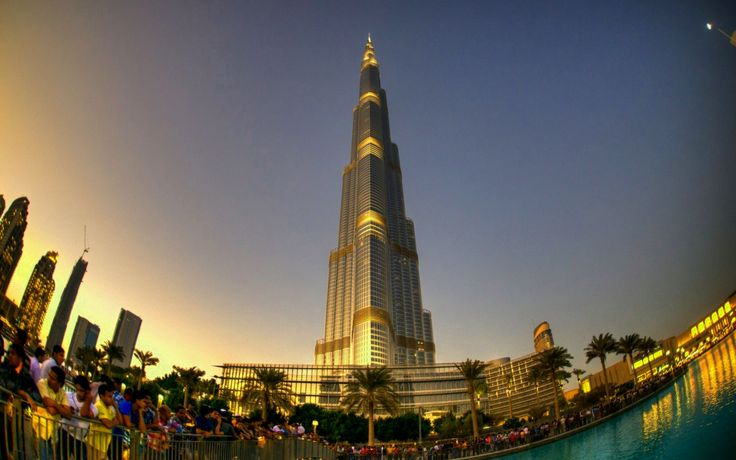 Burj Khalifa Pictures Hd