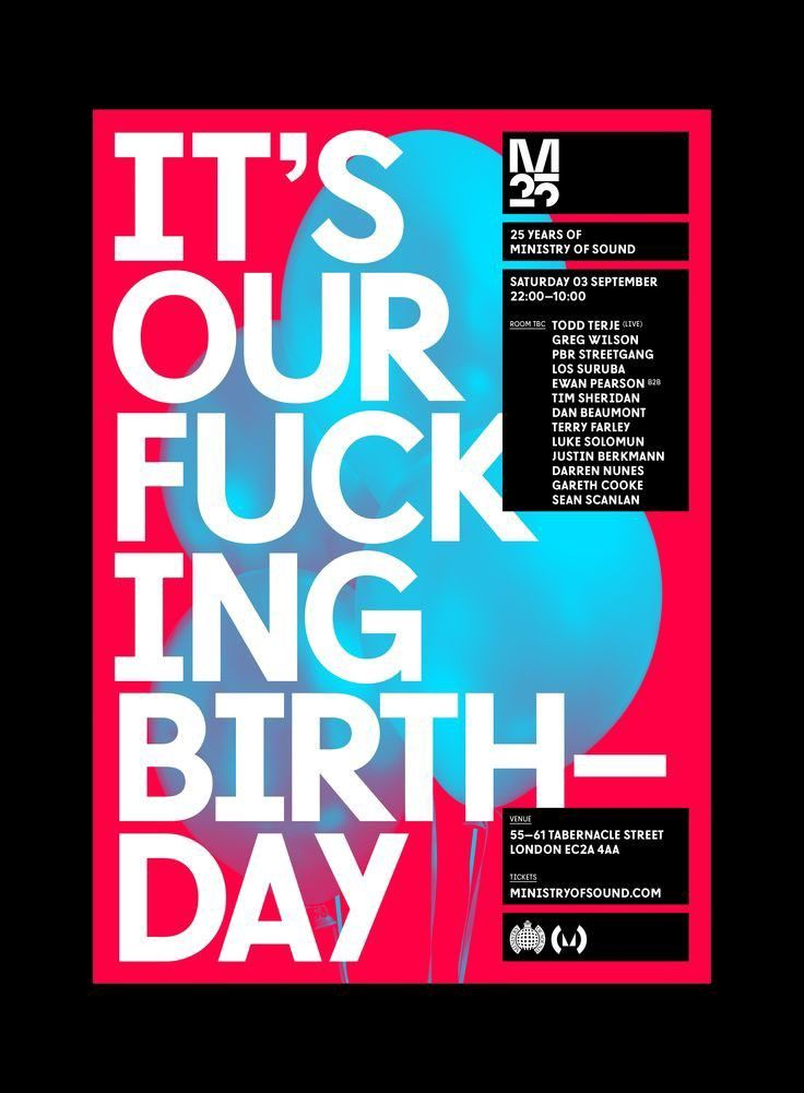 30 Beautiful Poster Designs Ministry Of Sound Beautiful Posters Poster Design