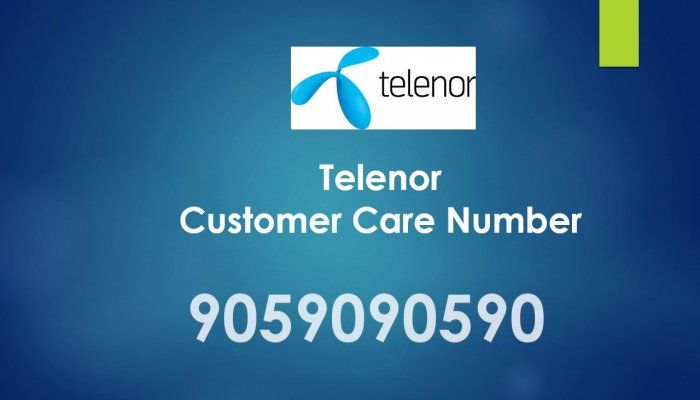 Telenor Customer Care Toll Free Telenor Contact Number Region