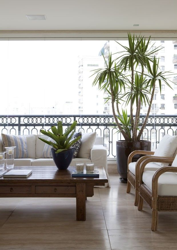 Apartamento sóbrio e claro (Foto: Divulgação). Apartamento Higienópolis/SP. Fernanda Moreira Lima