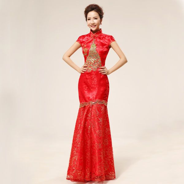 59 best Chinese Dress Sale images on Pinterest | Chinese dresses ...