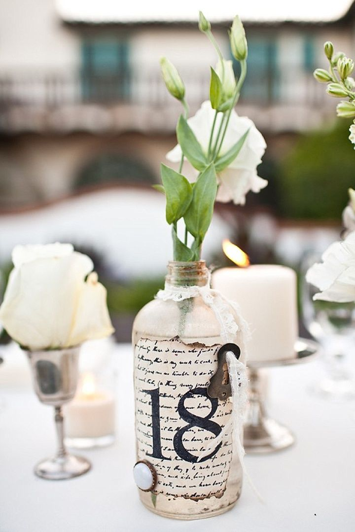 Boho Pins: Top 10 Pins of the Week from Pinterest – Table Numbers