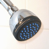 @Kayla Marie We should get one of these! Lol! It's a high pressure shower head for low pressure water!