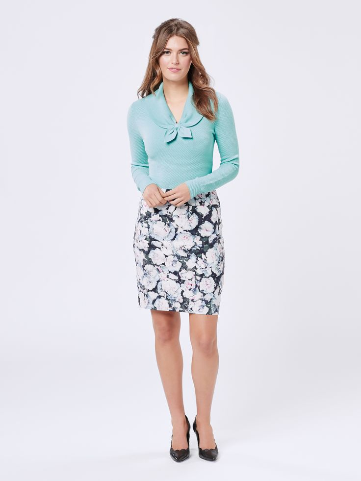 Be Mine Jumper | Cloud Nine Skirt