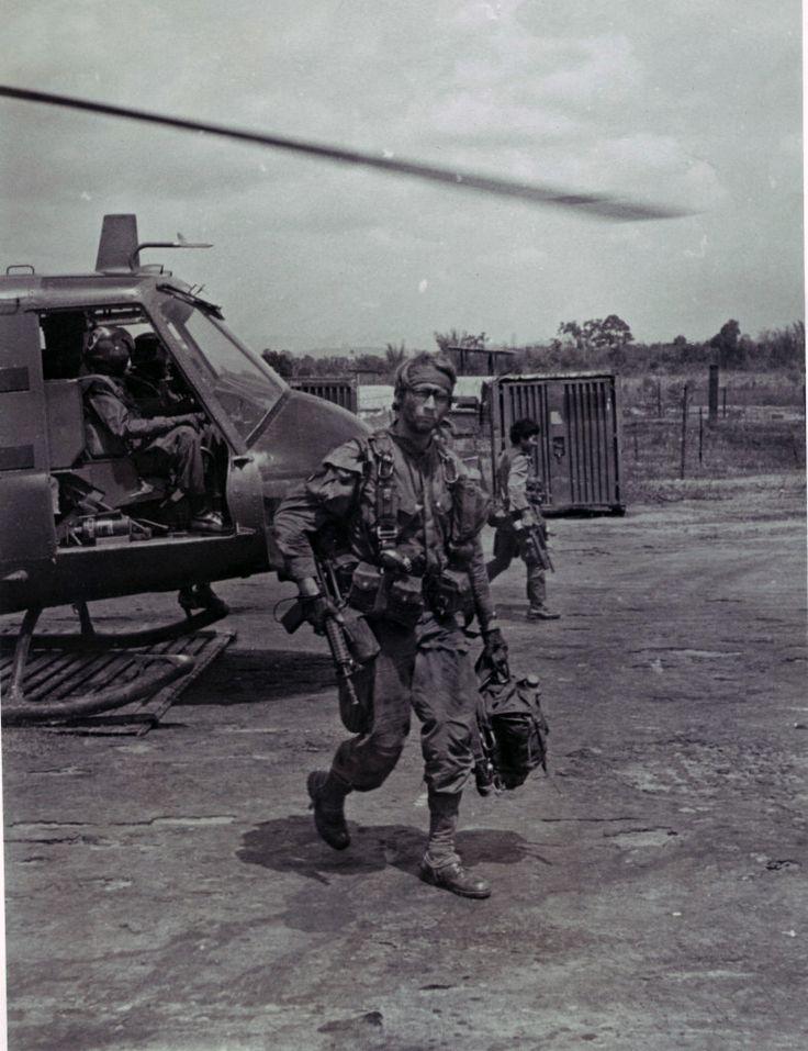 Unknown MAC-V-SOG operator from C.C.C ~ Vietnam War