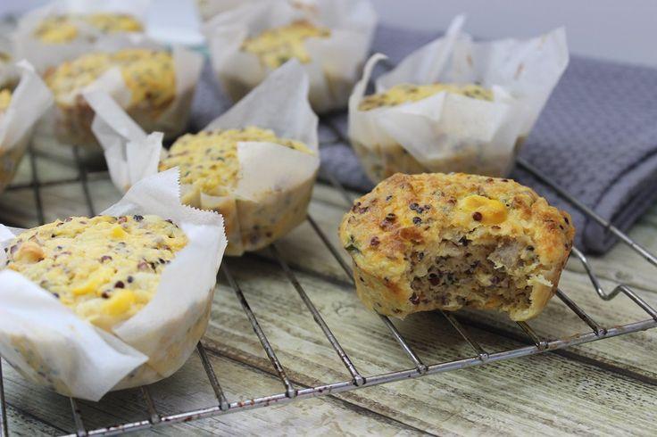 Gluten Free Quinoa Cakes