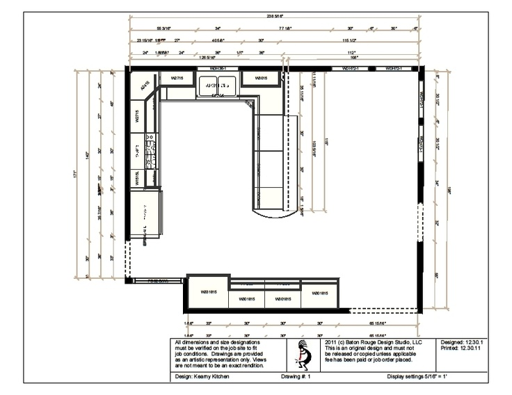 Kitchen floor plan kitchens in out pinterest kitchen floor plans kitchen floors and Kitchen design lesson plans