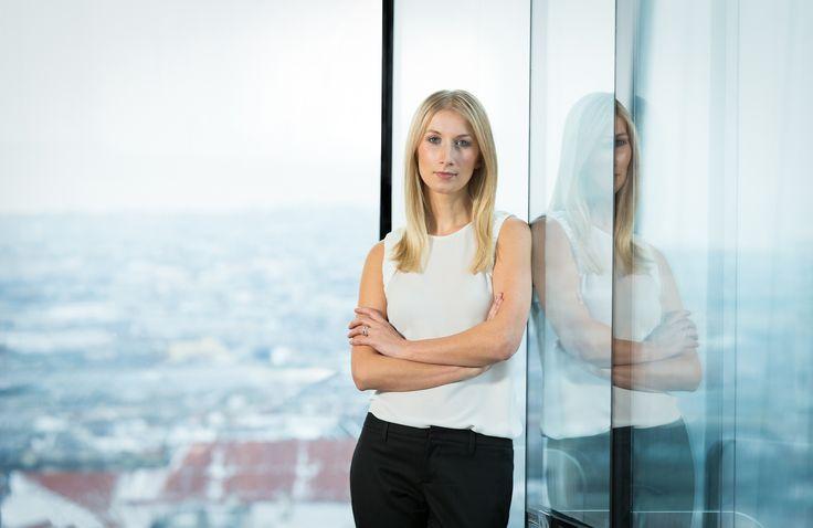 Professionelles Fotoshooting für Business Portraits vom Fotostudio und Wiener Photographen Photo Simonis