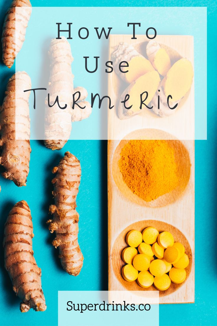 Not all foods were created equal. Turmeric, an ancient Indian spice with a distinct yellow color you know from curry, is…