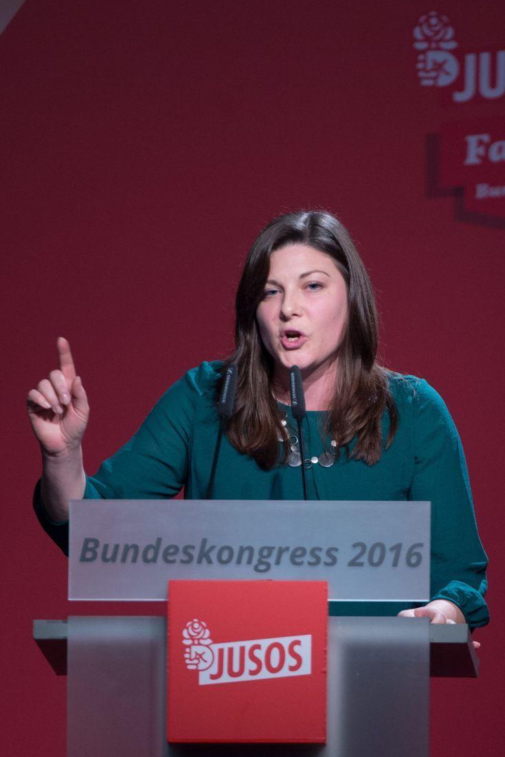 Jusos wollen Schulz zu Rot-Rot-Grün drängen