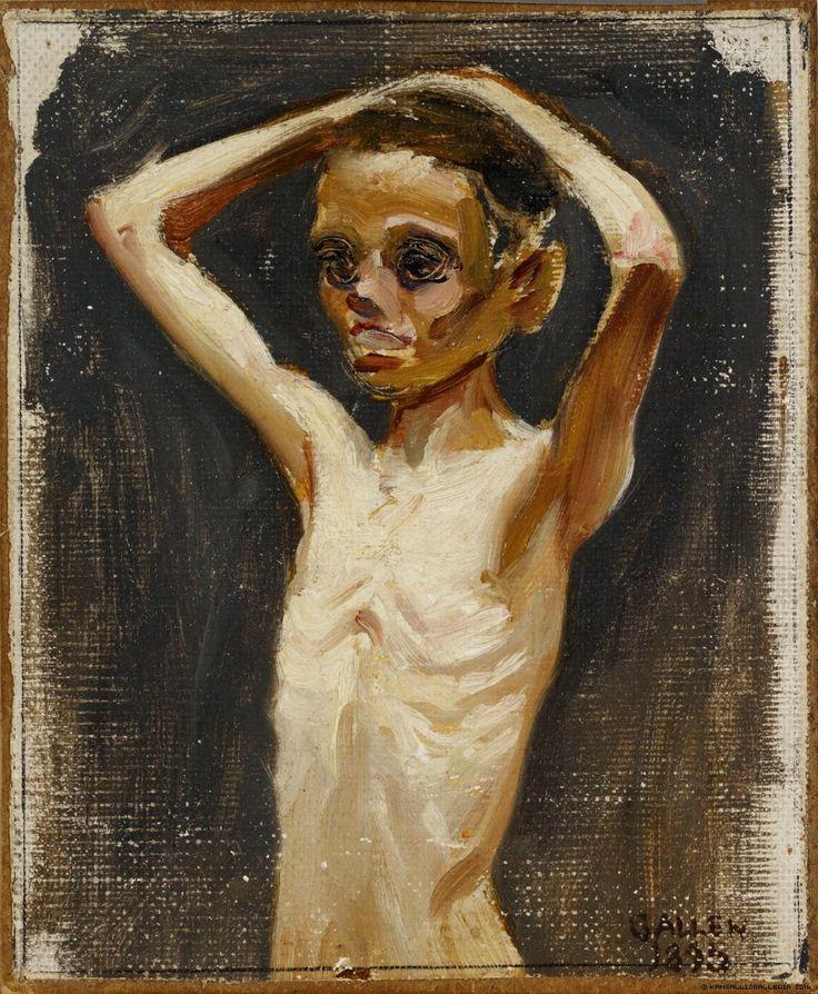 Jaskalan torpan tyttö, 1895