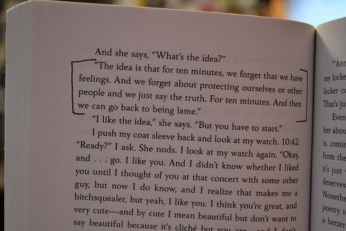 <3 I want to read this book; Will Grayson, Will Grayson