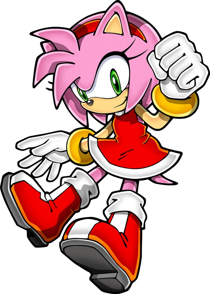 Amy Rose | Amy Rose - エミー・ローズ | Pinterest | Amy rose and Roses