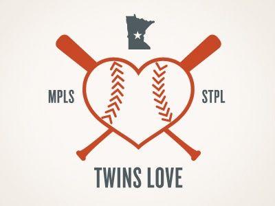 Minnesota Twins Love
